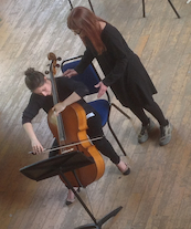 Cello Weekend 16